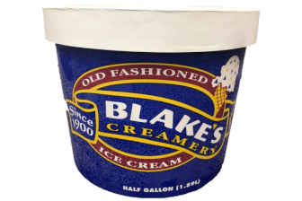 Blake's Creamery Old Fashioned Ice Cream